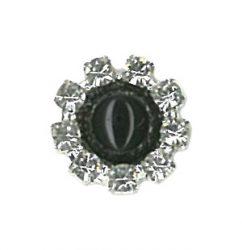 Ipaper Onyx Crystal Stud