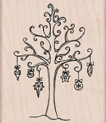 Tree with Ornaments K5257