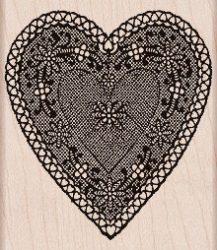 Heart Lace K5326