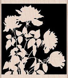 Silhouette Meadow Flowers K5340