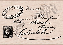French Post K5354