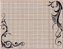 Grid Pattern S5216
