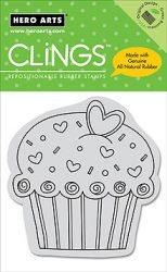 Large Cupcake CG157