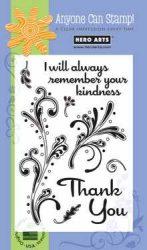 Thankyou Flourishes CL286