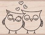 Heart Owls D5302
