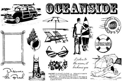 Retro Oceanside