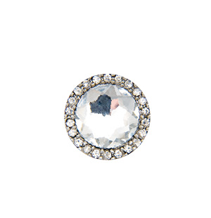 Crystal Round Bling