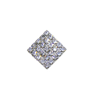 Crystal Small Square Cluster