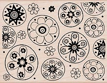 Design Block Flowers S5025