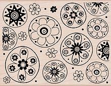 Design Block Flowers S5025