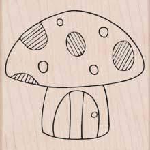 Mushroom House S5149