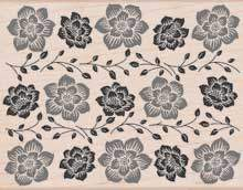 Flower Tapestry Background S5178