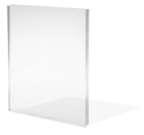 160x100mm Acrylic Block