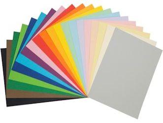 A4 Plain Colours