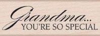 Special Grandma C5199
