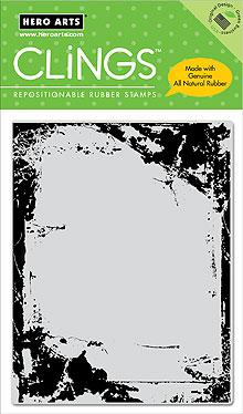 Aged Print Frame CG154
