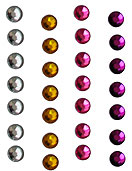 3mm Gemstones CH113