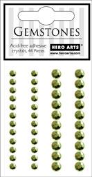 Olive Green Gemstones CH155
