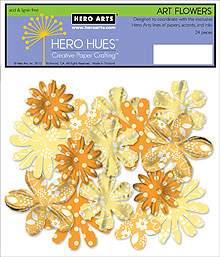 Sunshine Print Art Flowers CH206