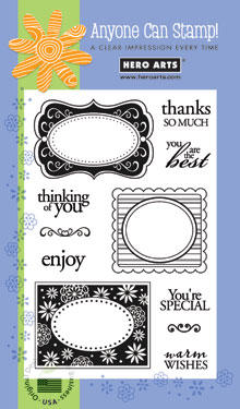 Frames and Messages CL130