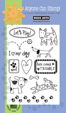 I Love My Dog CL134