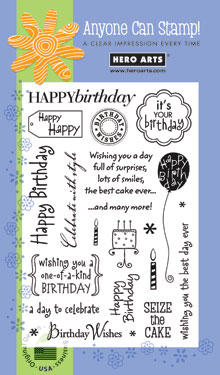 Birthday Messages CL139