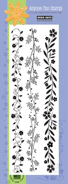 Branch n Leaf Borders CL224