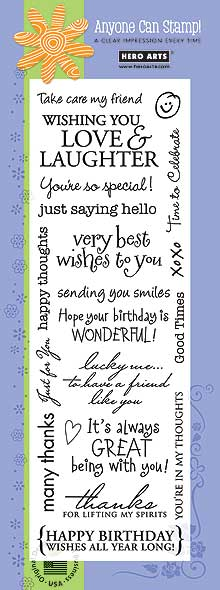 Card Messages CL267