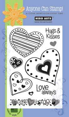 Hugs and Kisses CL310