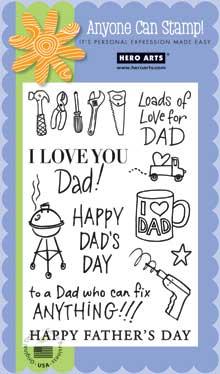 Happy Dads Day CL335