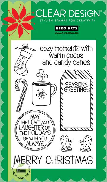 Cozy Moments CL358