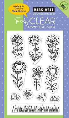 Stamp a Garden CL379