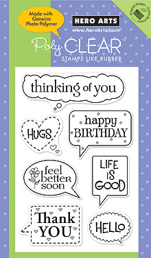 Message Bubbles CL394