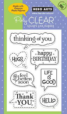 Message Bubbles CL394