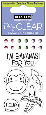 Bananas for You CL396