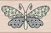 Pattern Butterfly D4740