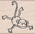 Hanging Monkey D4979
