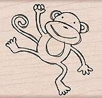 Playful Monkey E4953