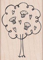Cupcake Tree F5187