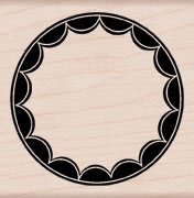 Scallop Circle F5233