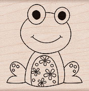 Flower Frog F5294
