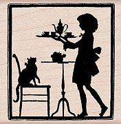 Teatime Silhouette F5408