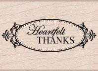Heartfelt Thanks F5547