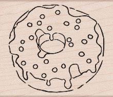 Sprinkle Donut H5321