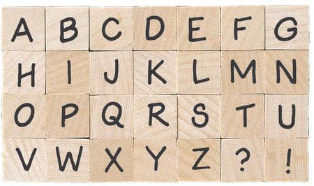 Tiny Classic Letters LL366