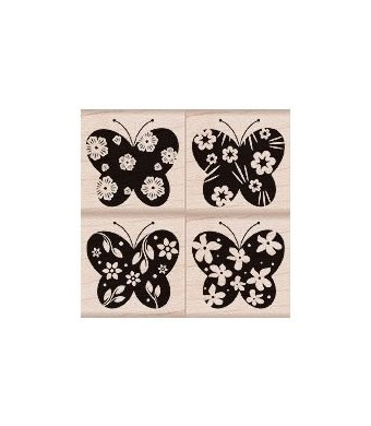 Pattern Butterflies LP119