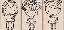 3 Girls LP162