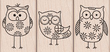 Owl Trio LP167