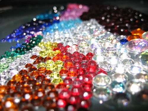 Gems and Rhinestones