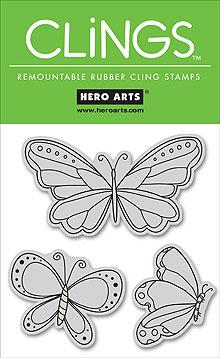 Butterflies CG130